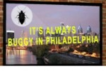 bedbugs flourish in Phillie, Jeff Bezos million year clock