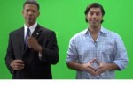Funny or Die,  Obama v Romney debate, substance vs WHITE  
