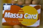 second city comedy presents Massa Card, if credit card companies told the truth