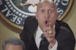 Key & Peele, Obama and Luther Obamas' anger translator  lose the election to Romney  in an alternate universe!