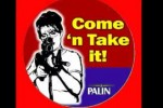 Sarah Palin the Private Citizen, is out of spotlight. She  hits The Google, Jack Daniels, Todd... And gives Romney advice to Go Rogue