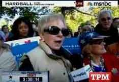 crazy kentucky lady says obama is a communist