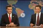 weekend update mitt romney and seth meyers