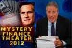 jon stewart has romneys taxes