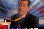 colbert reads dirty parts of bible