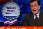 colbert values voter summit