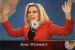 snl with An Romney