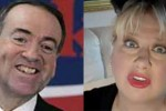 mike huckabee and victoria jackson