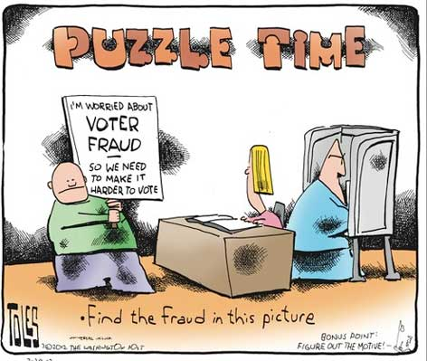 republican voter suppression laws